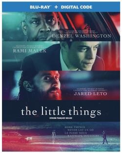 THE LITTLE THINGS on Blu-ray & Digital!