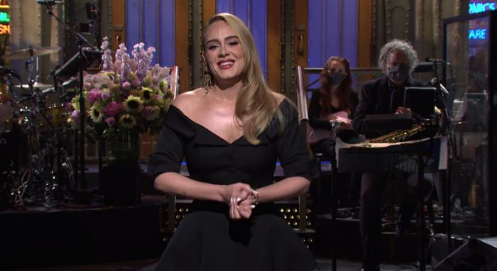 "Adele on ""SNL."""