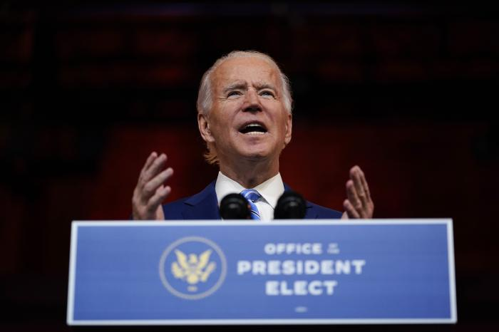Biden Seeks Unity as Trump Stokes Fading Embers of Campaign