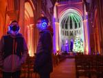 A Pandemic Christmas: Churches Shut, Borders Complicated