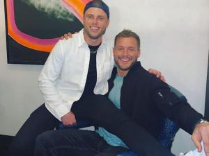 Watch: Gus Kenworthy Jokes Colton Underwood Is a 'Baby Gay,' Teases Netflix Show