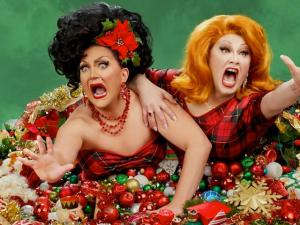 BenDeLaCreme and Jinkx Monsoon Take Their Holiday Show on the Road